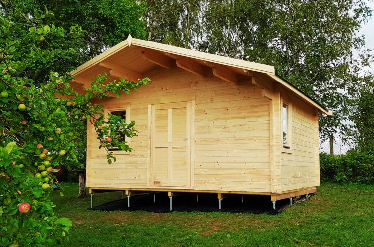 hobby cabin