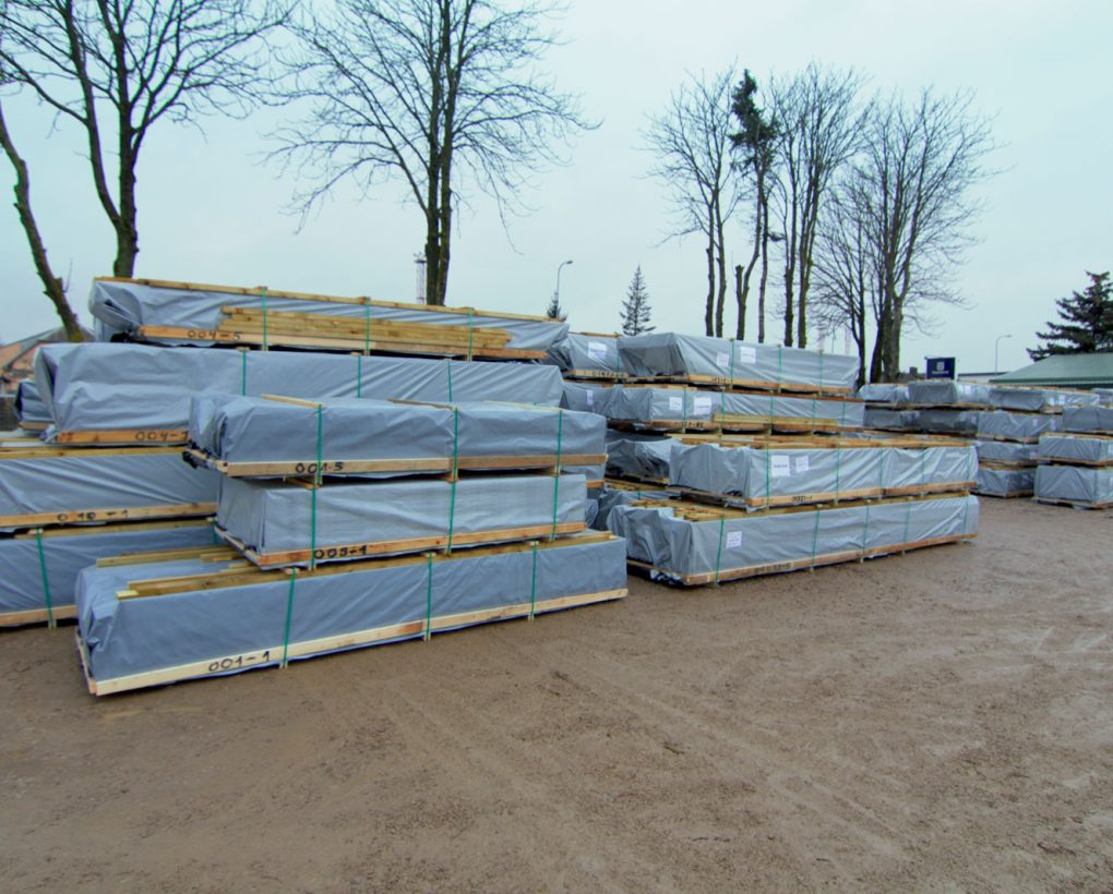 Packing, Moisture of Timber & Procedures After Delivery
